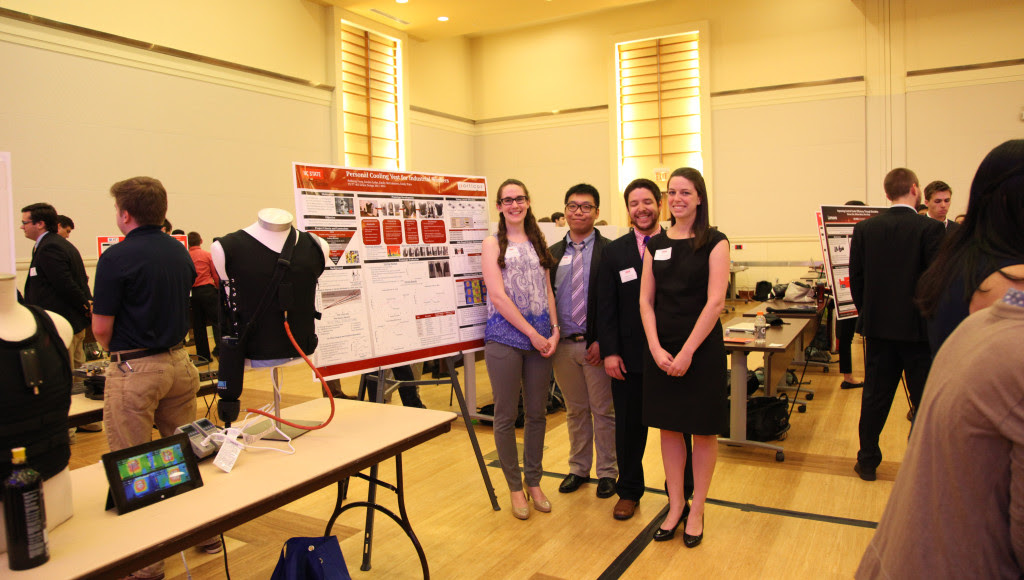 Congratulations to the Porticos Sponsored NCSU Senior Design Team!