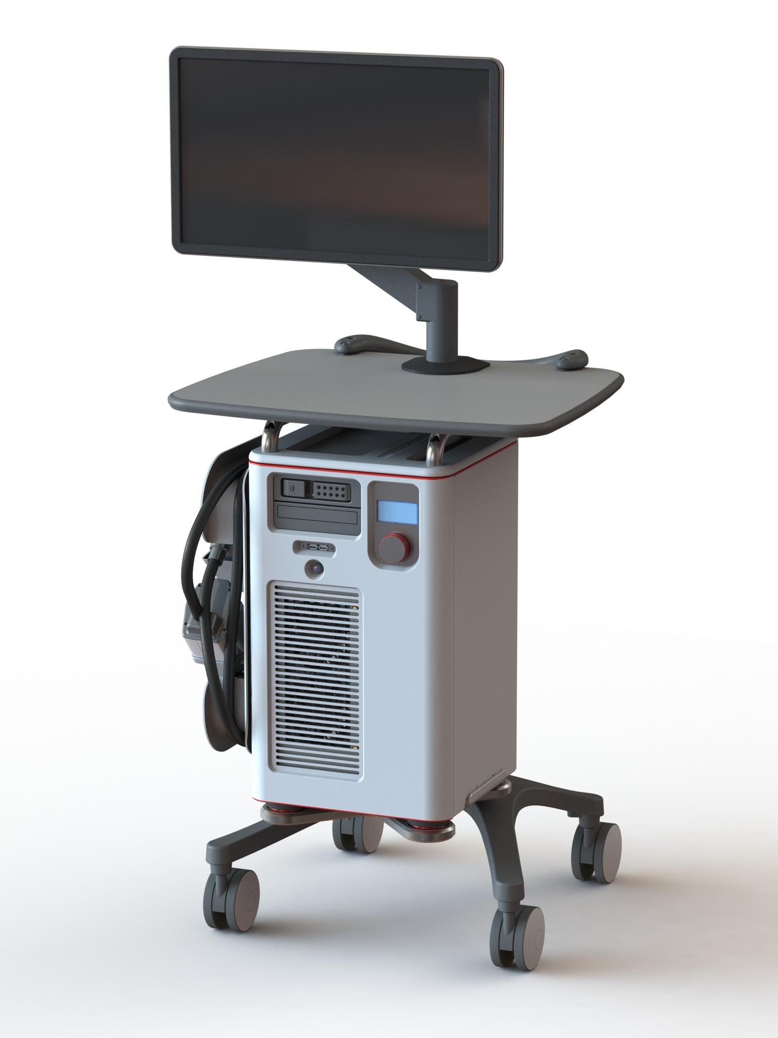 Bioptigen Envisu Image System