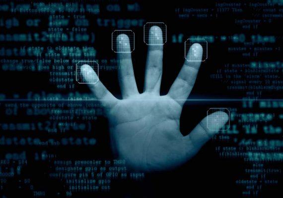 Concept Development Human Factor Biometric Fingerprints scanner